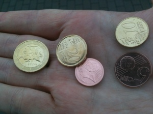 New Lithuanian Euros
