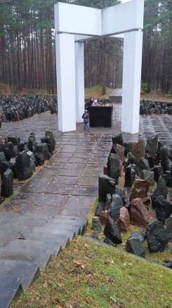 riga shoah memorial